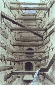 Fleet Street sewer 1845
