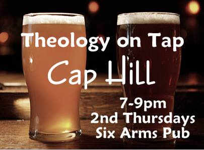 theology on tap cap hill
